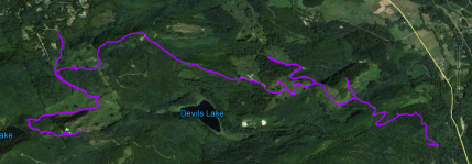 Devil's Mountain