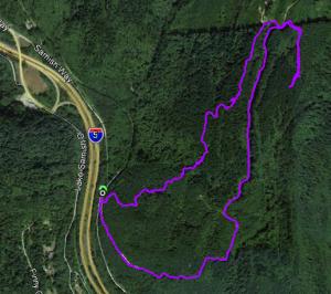 Manly N. Nov 12, new trail
