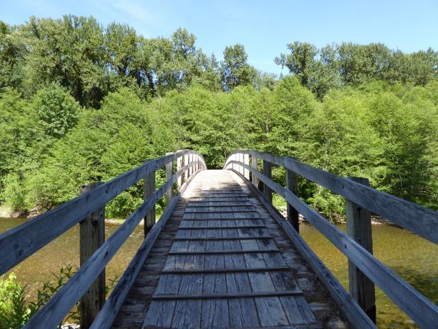 bridge over Wind River