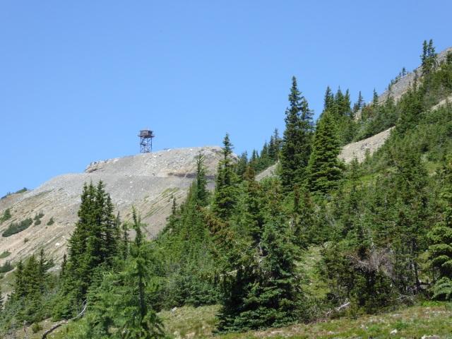 Slate Mountain Lookout