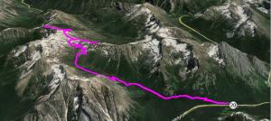 Cutthroat Pass 7.19.15