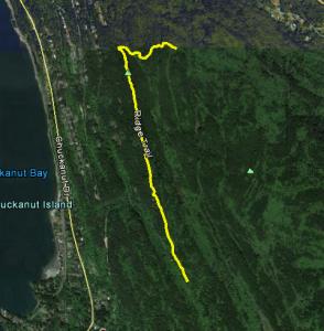 Chuckanut Ridge to Salal 8.28.15
