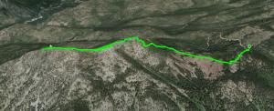 Goat Peak Lookout 6.22.16