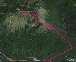 Shriner Peak 6.19.16
